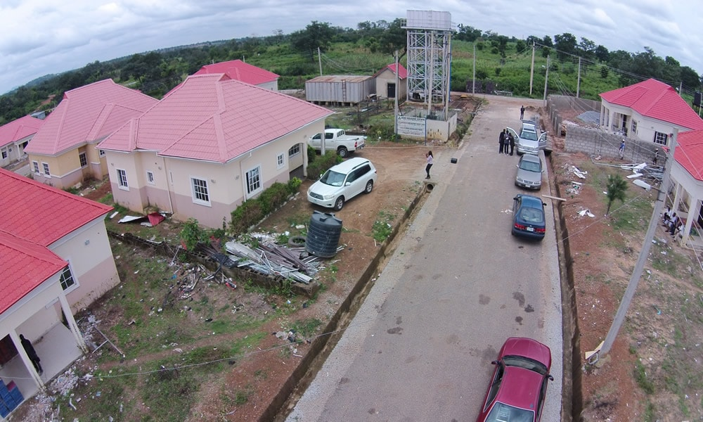 Jedo Mass Housing Estate, Lugbe Extension