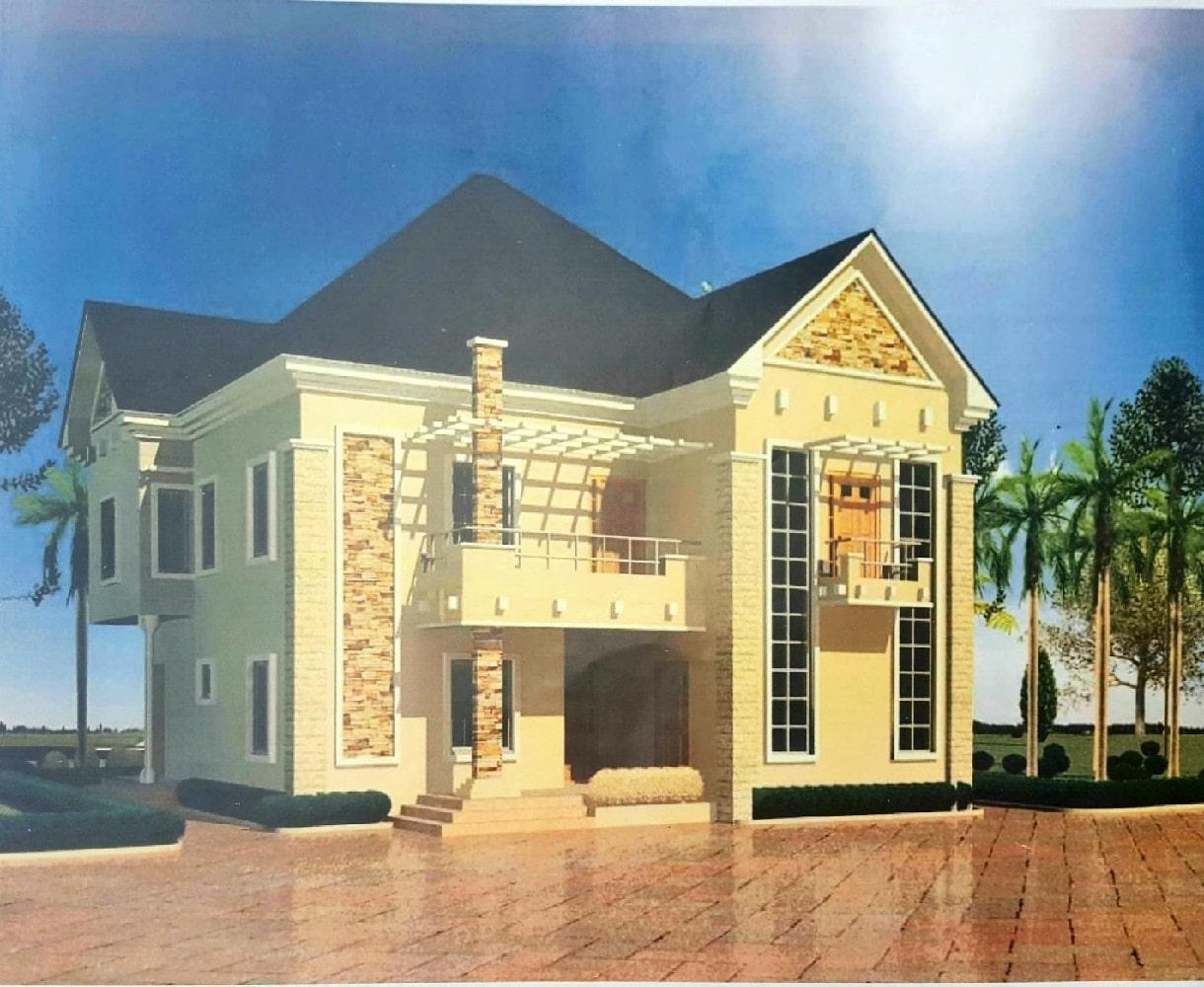 4 Bedroom Duplex, Dutse Alhaji, Ushafa, Bwari Abuja PhaseA.